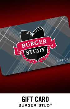 Burger Study Gift Card
