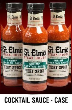 St Elmos Cocktail Sauce