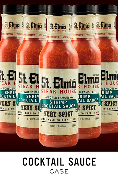 St Elmo Cocktail Sauce