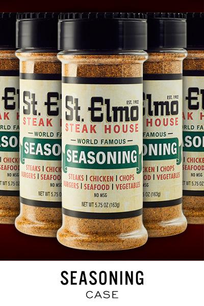 St Elmo Seasoning