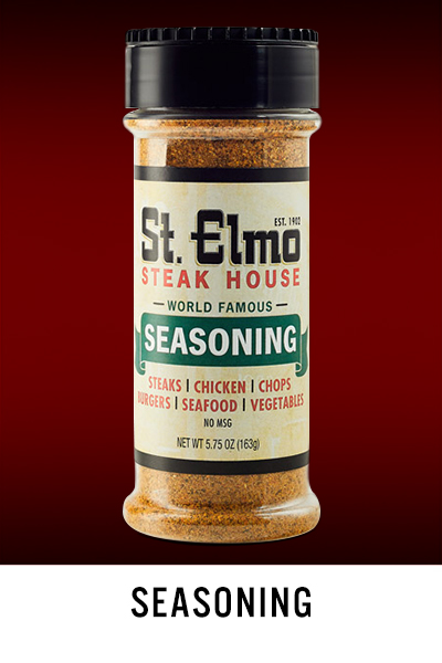 St Elmo Seasoning