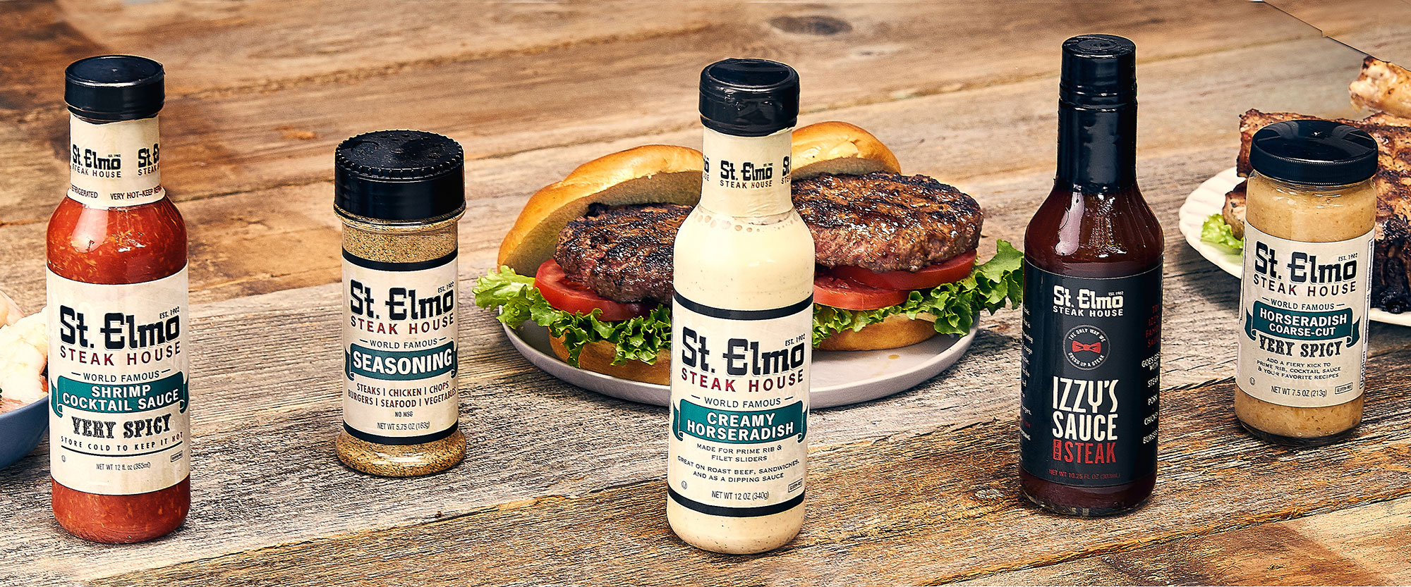 St. Elmo Steak House Retail Gift Box