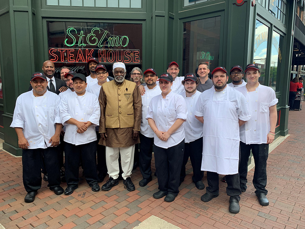 St. Elmo Steak House Cooks