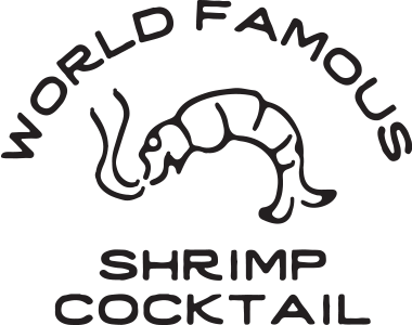 World Famous St. Elmo Shrimp Cocktail
