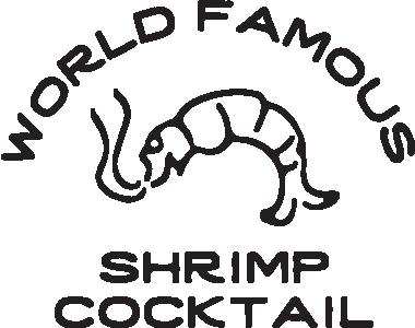 World Famous St. Elmo Shrimp Cocktail