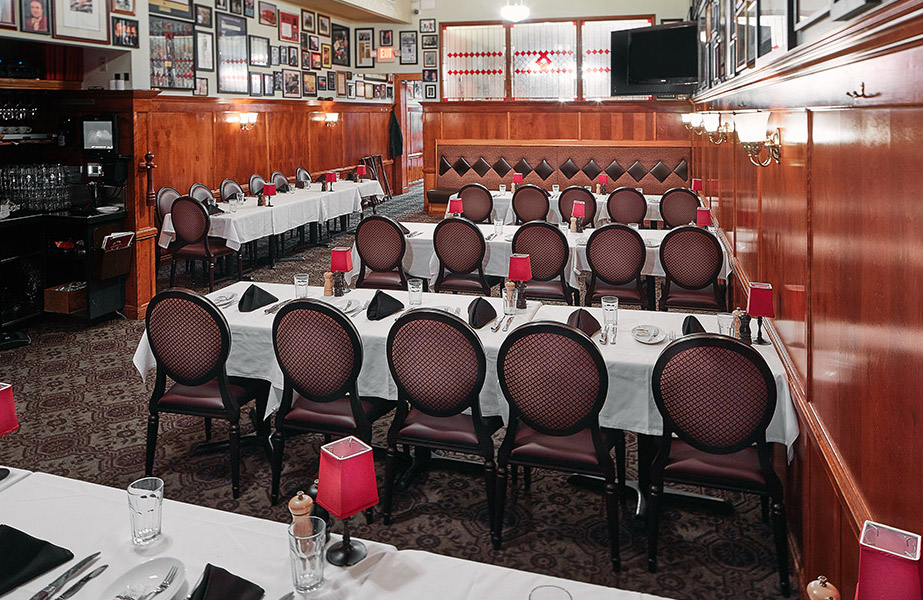 The Luncheons Room
